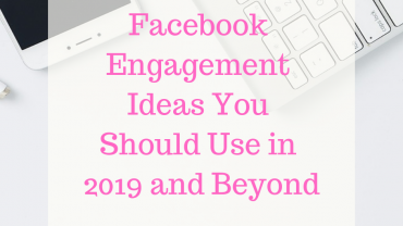 Facebook engagement ideas