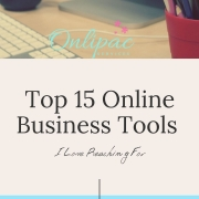 Top 15 Online Business Tools I Love Reaching For